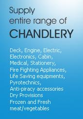 Alexis Marine | Ship Chandler & Ship Repairs at Kandla Indian Port